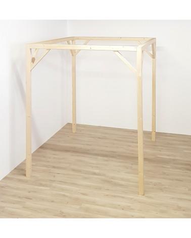 Arche en bois pour voile de...