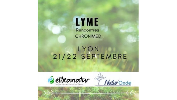 Santé  - Les Rencontres Chronimed  à LYON